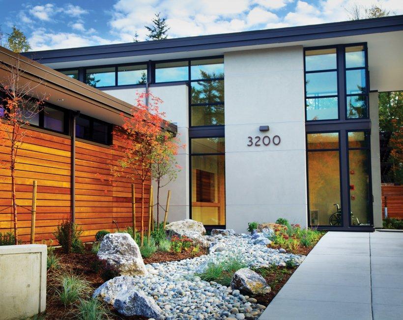 Home Design: Sustainable Modern Landscape Architecture • MFA