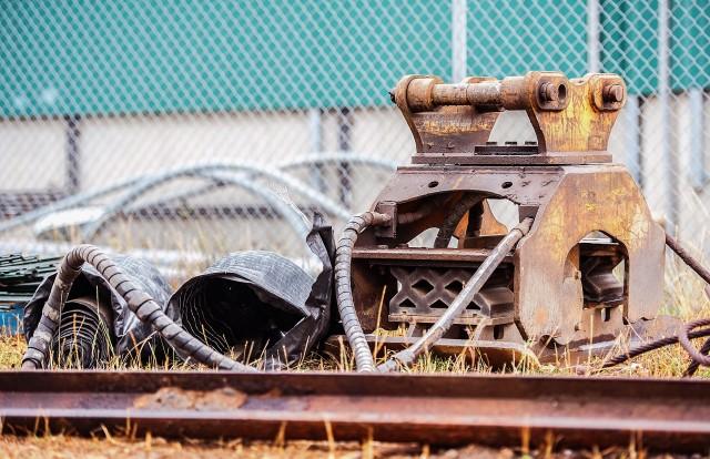 Heavy Machine Equipment