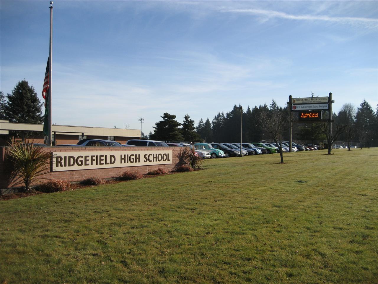 Ridgefield High School 2008.3