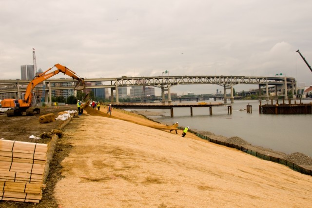 Zidell Upland Waterfront in Portland, Oregon