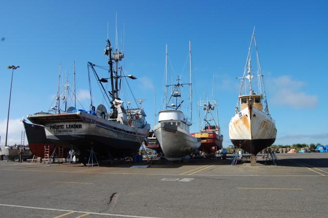 Port of Astoria Pier 3 001