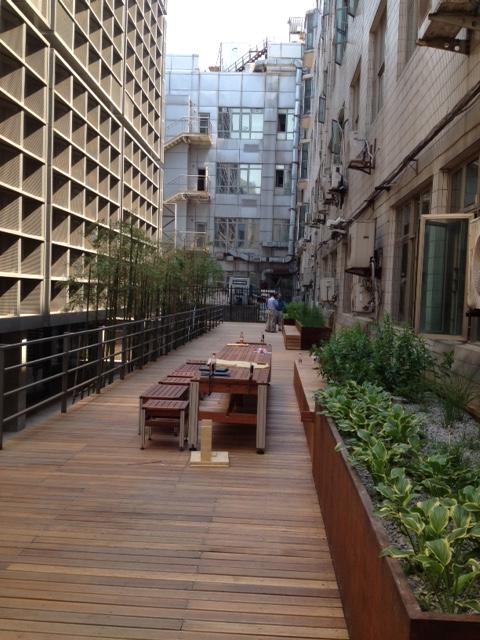 Landscape Architecture Building Rain Garden