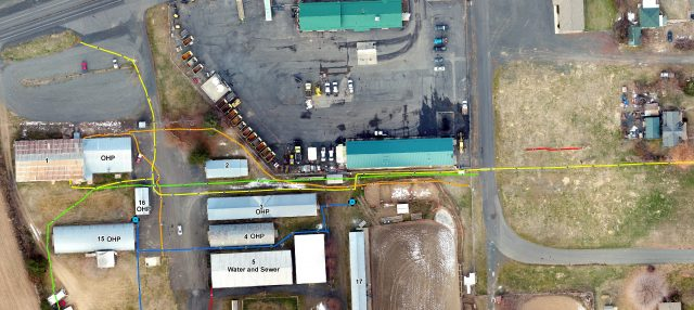 Property Development Aided by Unmanned Aerial Systems