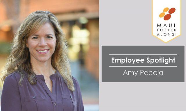Meet MFA's New Senior Environmental Scientist: Amy Peccia