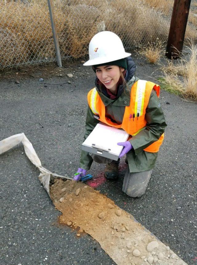Amanda Bixby, Staff Geologist | MFA