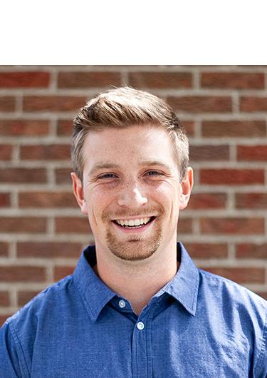 Calen Busch Staff Geologist Profile Photo