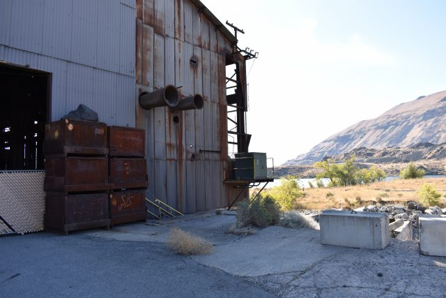 Maul Foster & Alongi engineers, geologists, and scientists prepare former smelter for future use