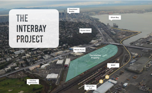 Interbay Project Site