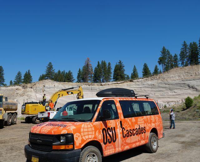 OSU-Cascades Van